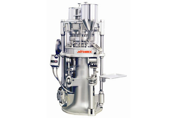 Rotary Tablet Press Machine std Model
